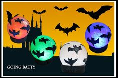 Makin's Clay® Blog: Going Batty! by Patricia Krauchune