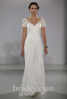 Brides: Maggie Sottero - Fall 2013 | Bridal Runway Shows | Wedding Dresses and Style | Brides.com