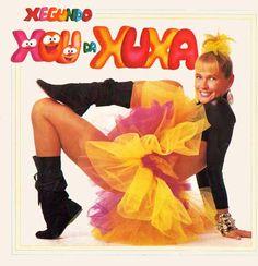 Capa do disco - Xegundo - Xou da Xuxa