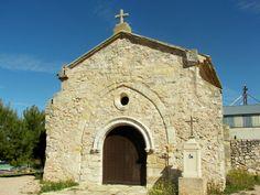 Ermita en Villaescusa de Haro.