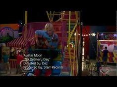 Austin Moon (Ross Lynch) - No Ordinary Day [HD]