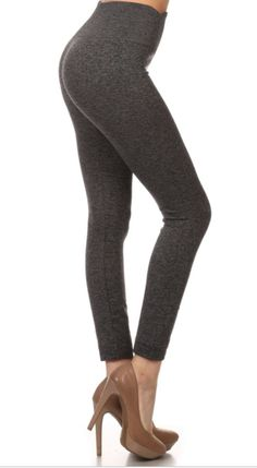 Fleece Heather Leggings