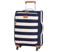 Buy IT Luggage Lightweight Large 4 Wheel Suitcase - Nautical at Argos.co.uk, visit Argos.co.uk to shop online for Suitcases, Bags, luggage and travel, Sports and leisure