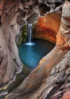 Water oasis, Perth, Australia