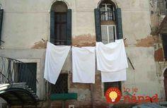 Francúzska metóda prania bielej bielizne: Dokonalá bielosť a ani stopy po škvrnách, to sa oplatí vyskúšať!