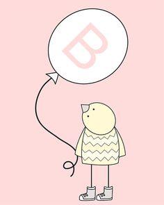 Nursery+Art+Personalized+Girl+Nursery+Art+Baby+by+barkingbirdart,+$22.00