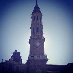Zaragoza in Zaragoza, Aragón