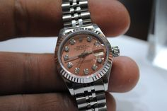 #Rolex Lady Datejust like .. repin .. comment :) http://amzn.to/X1nbG9