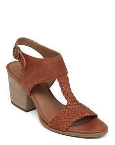 Lucky sandals!