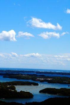 リアス式海岸  in Japan Ise Shima