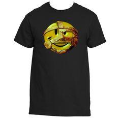 """Man+Kind+Emoji""+-+Mens+Black+Gildan+T-shirt+-+Designs+via+Direct+to+Garment+printing+for+Highest+quality+images.+(avail:+black+only)+(sizes:+s/m/l/xl)"