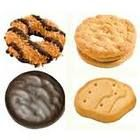 Girl Scout Cookies!!! Check check, I have boxes waiting on me! :) - CHECK