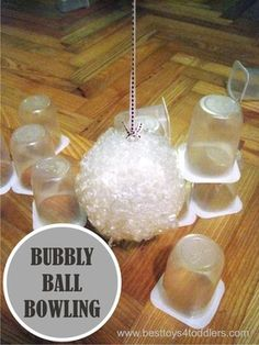 BUBBLY BALL BOWLING - Best Toys 4 Toddlers