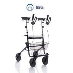RP691 ERA - Rolator ortopedic cu 4 roti, sezut si cos si suport pentru antebrat http://ortopedix.ro/rolator/972-rp691-era-rolator-cu-4-roti-sezut-si-cos-si-suport-pentru-antebrat.html