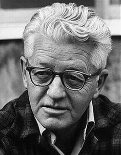 Wallace Stegner..Pulitzer price winner 1972 for Angle of Repose