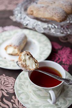 Laduree Vanilla Eclairs