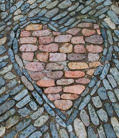 Heart of stone.... love it!