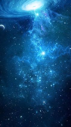 Vastness Of The Universe Star H5 Background