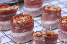 Smoked Pig Shots: Big Cheddar and Onion – Learn to Smoke Meat with Jeff Phillips Smoked Meat Recipes, Pulled Pork Recipes, Egg Recipes, Pig Shot, Cooking The Perfect Steak, Smoking Recipes, Smoking Meat, Appetizer Recipes, Bacon Appetizers