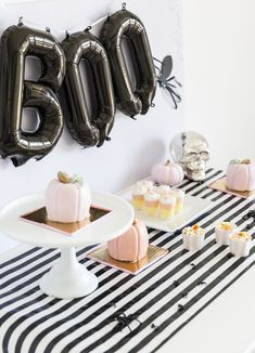 Halloween Party Tablescape | Best Friends For Frosting