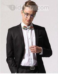 Smart 2 Button Slim Fit Suit For Wedding (Two Piece Set) : Tidebuy.com