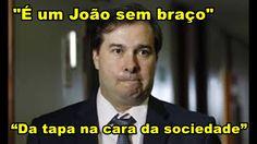 """Jurista arrasa Rodrigo Maia pela pauta da anistia """"É um João sem braço"""" ..."""