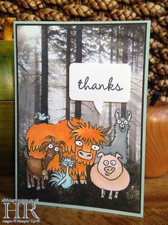 From the Herd -- can't wait to get this stamp set! All Things Stampy: New catalogue and Sale-a-Bration, too!