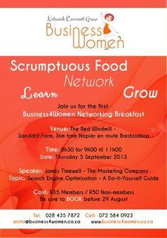 5th September Networking Breakfast