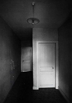 (Two Doors) by Werner Hannappel Beautiful Landscapes, Beautiful Images, Inner World, Secret Rooms, Book Aesthetic, Dark Photography, Walking Alone, House On A Hill, Shades Of Grey