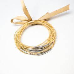 Stackable Spring Wire Bracelets   Fahsye - Jewelry & Fashion Accessories Boutique
