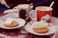 Coffee break with my little sister ♥ Coffee Break, Little Sisters, Tableware, Food, Dinnerware, Tablewares, Essen, Meals, Dishes