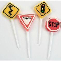 Street sign pops