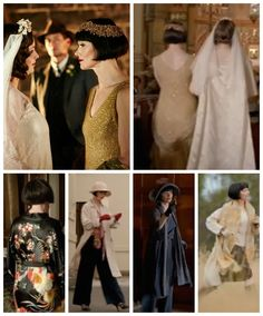 JDS - Miss Fisher's Murder Mysteries S3 Ep8 finale outfits.