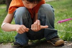 """The role of """"stimming"""" in a child with autism"""