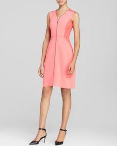 0bbbf411761 Elie Tahari Dorothy Zip Front Dress Elie Tahari - Bloomingdale s