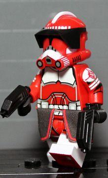 Clone Army Customs | P2 Commander Fox