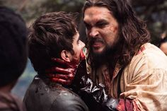 TV Show Reviews (Spoiler Free) - If you haven't started watching Frontier, you're missing out on a Jason Momoa beatdown of awesomeness.