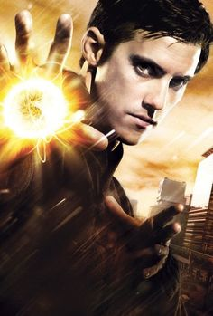 "Milo Ventimiglia as Peter Petrelli from ""Heroes"""