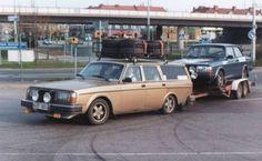Volvo 240s