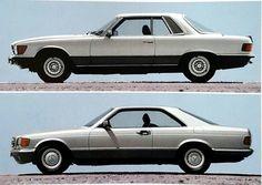 Mercedes-Benz SLC (C107) and SEC (C126). Mercedes Benz R Class, Mercedes Sec, Mercedes Benz Coupe, Daimler Benz, Double Monk Strap, Classic Mercedes, Sub Brands, Maybach, Slc
