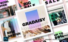 Vendors Social Media Banner, Social Media Template, Mobile Ui Design, Marketing, Website Template, Portfolio Design, School Design, Design Bundles, Free Design