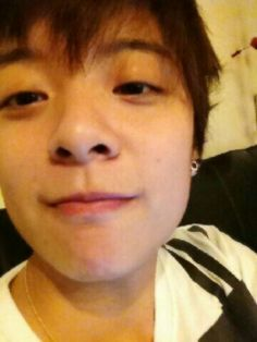f(x) Amber's boyish charm in recent selca grabs the attention of fans #allkpop #fx