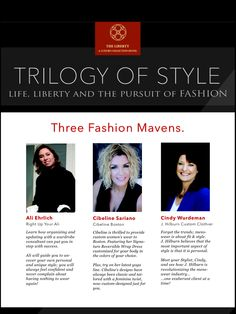 TRILOGY OF STYLE