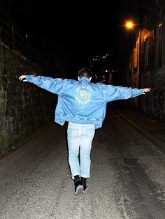S01E11 <> www.hazbi.org  Vintage jacket + jeans + Brick Lane + bold male fashion + opulence + opulent thinking + swiss fashion Bold Fashion, Mens Fashion, Jacket Jeans, Brick Lane, Vintage Jacket, Jackets, Moda Masculina, Fashion For Men, Men's Fashion