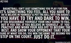 Love And Basketball Quote   Love Quote Image