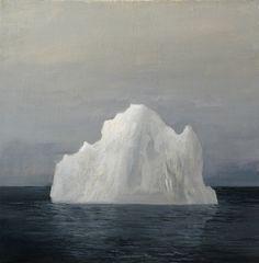 Antique Iceberg No. 4. - Jeremy Miranda