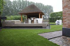 Vele foto's met voorbeelden van kunstgras | tuin, balkon, dakterras, zwembad, etc.