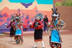 gallup, NM Zuni Dancers dancing at the Gallup Inter-Tribal Ceremonial at Gallup, New Mexico. a pow wow! visit the pueblo of acoma, too!
