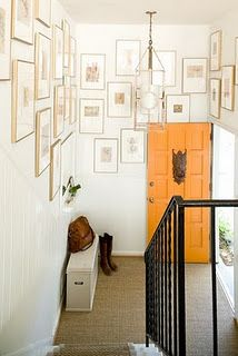 what an amazing entryway
