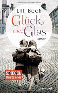 """Zwiebelchens Plauderecke: Rezension """"Glück und Glas"""" von Lilli Beck  -  Blan..."""